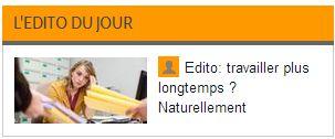 L'ditorial: vecteur privilégié de l'orthodoxie idéologique (La Libre Belgique, 17/6/14)