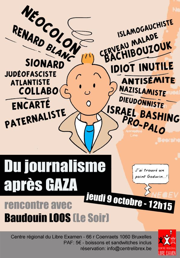 Rencontres du journalisme engage